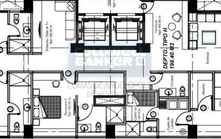 Foto de departamento en venta en torres perseo, va atlixcyotl, la vista contry club, san andrés cholula, puebla, 346015 no 09