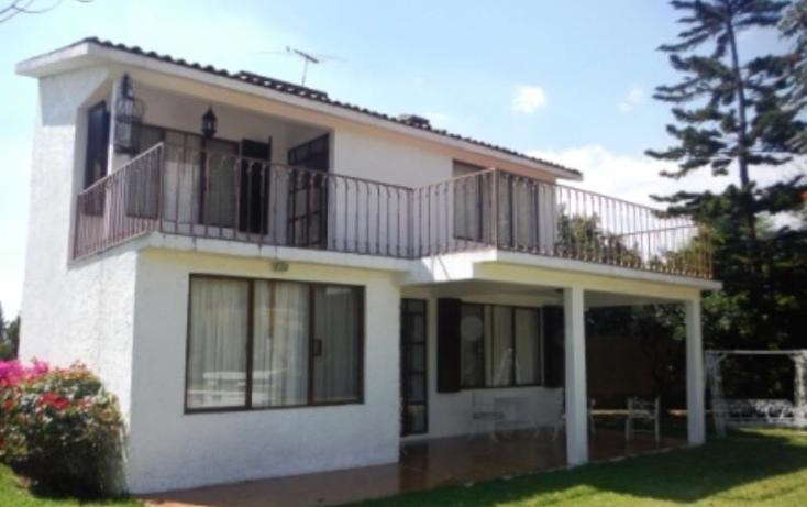 Foto de casa en venta en  , totolapan, totolapan, morelos, 1123561 No. 01