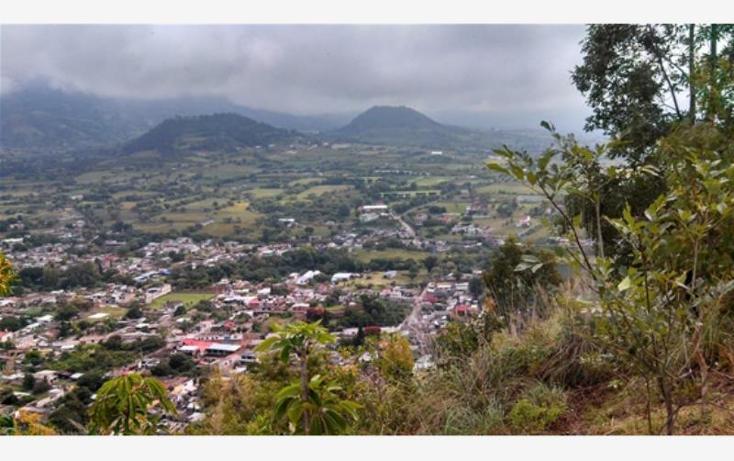 Foto de terreno habitacional en venta en  , colinas del paraíso sección 2, totolapan, morelos, 2675220 No. 04