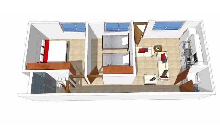 Foto de departamento en venta en  , transito, cuauhtémoc, distrito federal, 1041289 No. 01