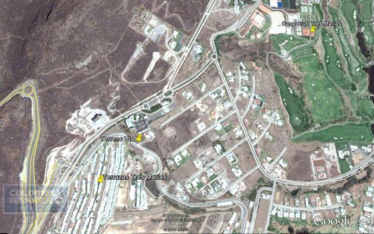 Foto de terreno habitacional en venta en tres maras 1, mandarinos, morelia, michoacán de ocampo, 1833056 no 02