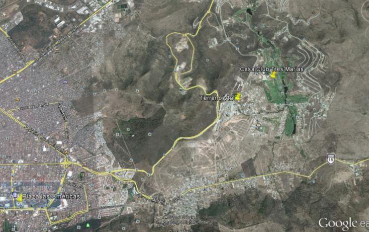 Foto de terreno habitacional en venta en tres maras 1, mandarinos, morelia, michoacán de ocampo, 1833056 no 04
