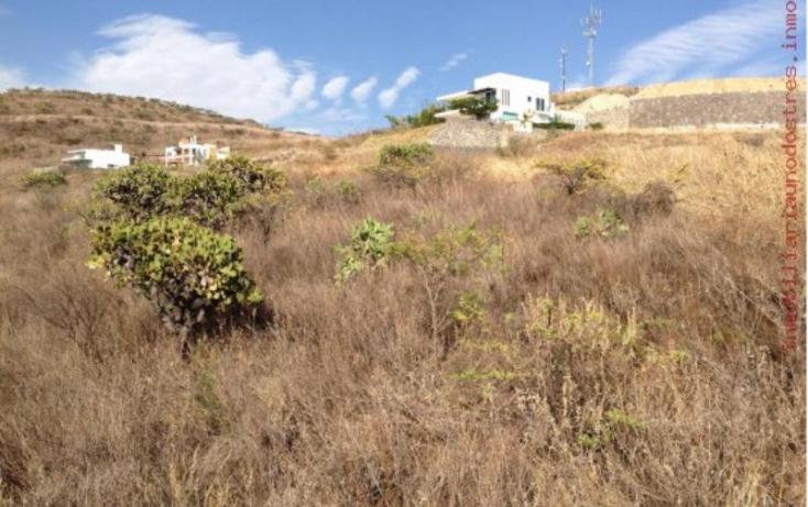 Foto de terreno habitacional en venta en tres marias, tres marías, morelia, michoacán de ocampo, 381369 no 01