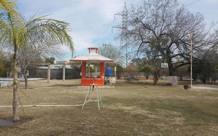Foto de rancho en venta en treviño , dr. gonzalez, doctor gonzález, nuevo león, 1638692 No. 18