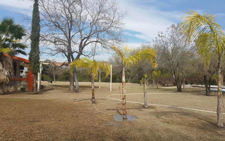Foto de rancho en venta en treviño , dr. gonzalez, doctor gonzález, nuevo león, 1638692 No. 20