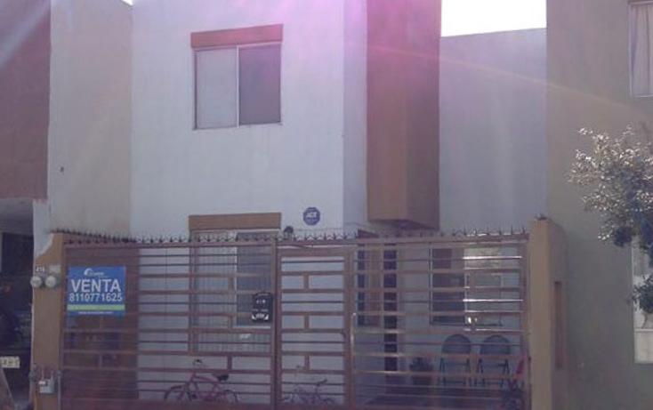 Foto de casa en venta en  , triana, apodaca, nuevo león, 1255137 No. 01