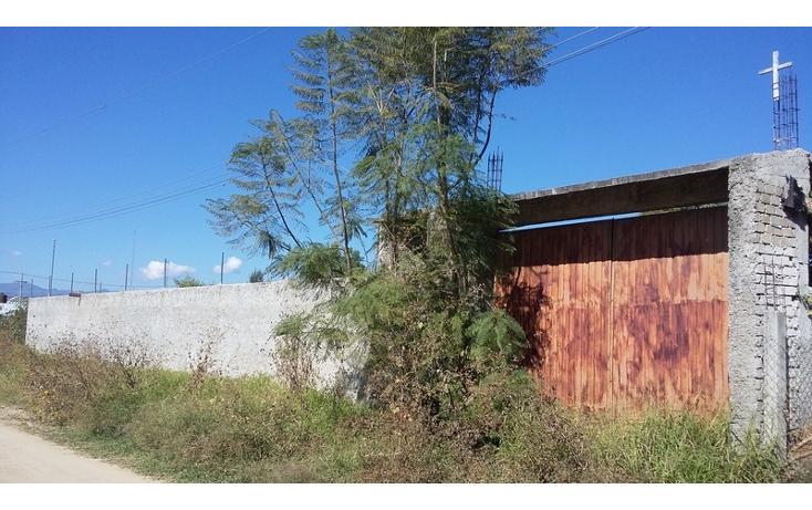 Foto de terreno habitacional en venta en  , trinidad de viguera, oaxaca de juárez, oaxaca, 705300 No. 01