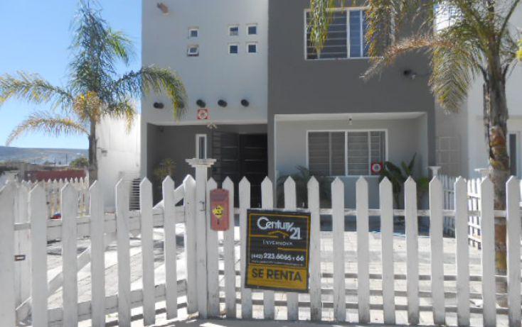 Foto de casa en renta en troje de valparaiso 64, hacienda las trojes, corregidora, querétaro, 1702536 no 02
