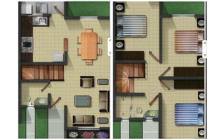 Foto de casa en venta en  , trojitas, corregidora, querétaro, 1655071 No. 10
