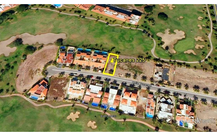 Foto de terreno habitacional en venta en tucanes , nuevo vallarta, bah?a de banderas, nayarit, 454398 No. 01