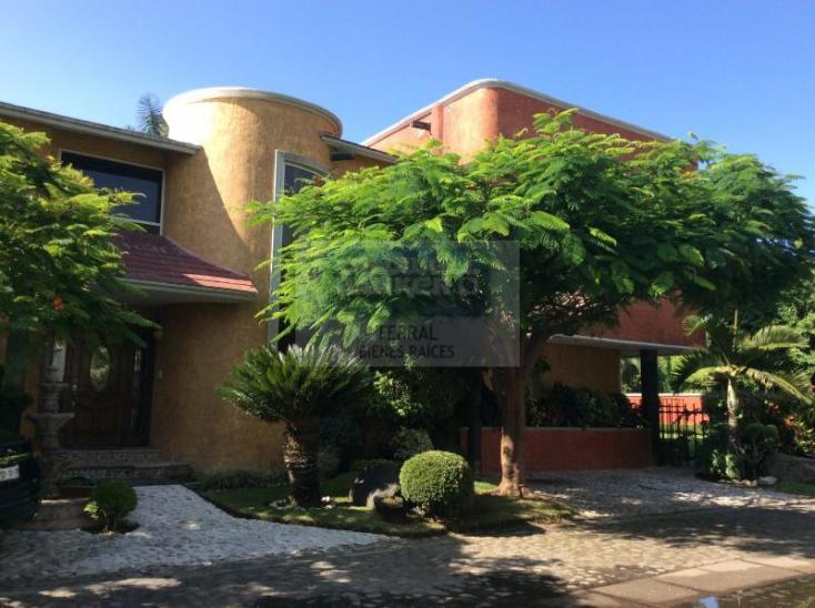 Foto de casa en venta en  , kloster sumiya, jiutepec, morelos, 1497583 No. 01