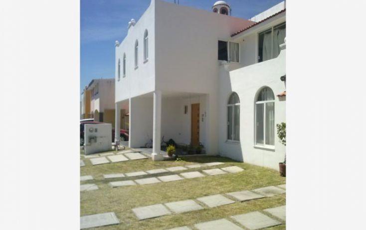 Foto de casa en venta en tulipanes 24, tabachines, corregidora, querétaro, 1387687 no 02