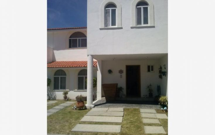 Foto de casa en venta en tulipanes 24, tabachines, corregidora, querétaro, 1387687 no 03