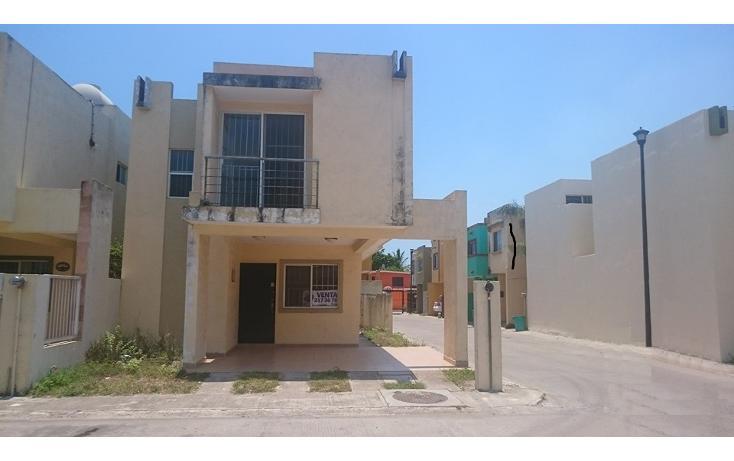 Foto de casa en venta en  , tulipanes, ciudad madero, tamaulipas, 1983494 No. 01