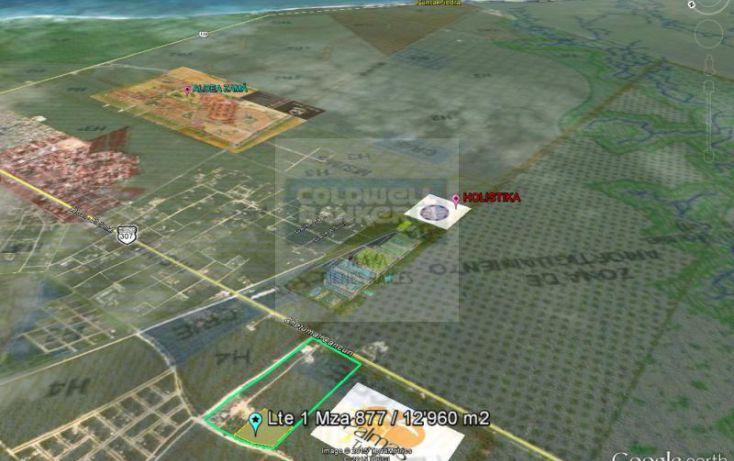 Foto de terreno habitacional en venta en tulum 913, tulum centro, tulum, quintana roo, 784951 no 03