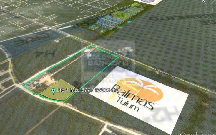 Foto de terreno habitacional en venta en tulum 913, tulum centro, tulum, quintana roo, 784951 no 04