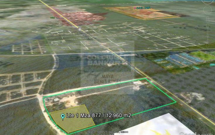Foto de terreno habitacional en venta en tulum 913, tulum centro, tulum, quintana roo, 784951 no 05
