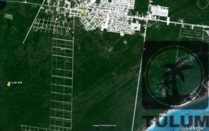 Foto de terreno habitacional en venta en, tulum centro, tulum, quintana roo, 1050055 no 01