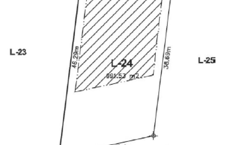 Foto de terreno habitacional en venta en, tulum centro, tulum, quintana roo, 1062937 no 01