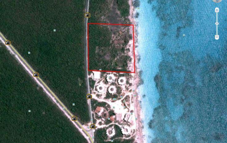Foto de terreno comercial en venta en, tulum centro, tulum, quintana roo, 1067781 no 01