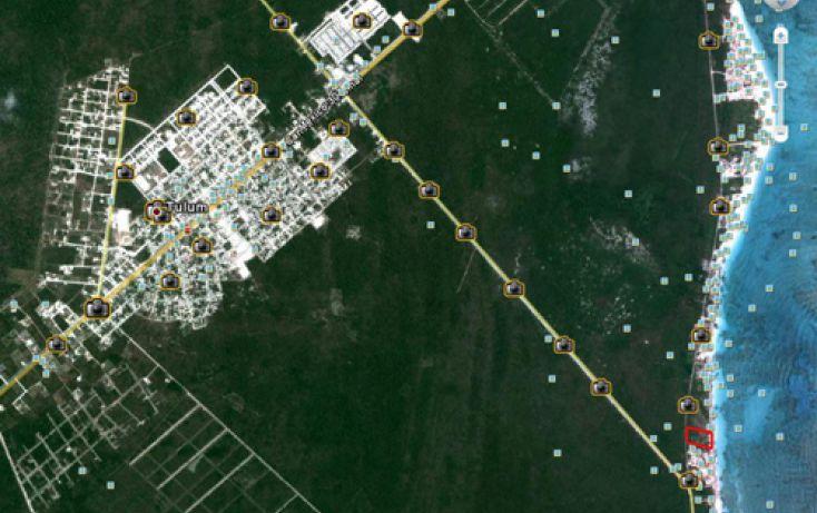 Foto de terreno comercial en venta en, tulum centro, tulum, quintana roo, 1067781 no 04