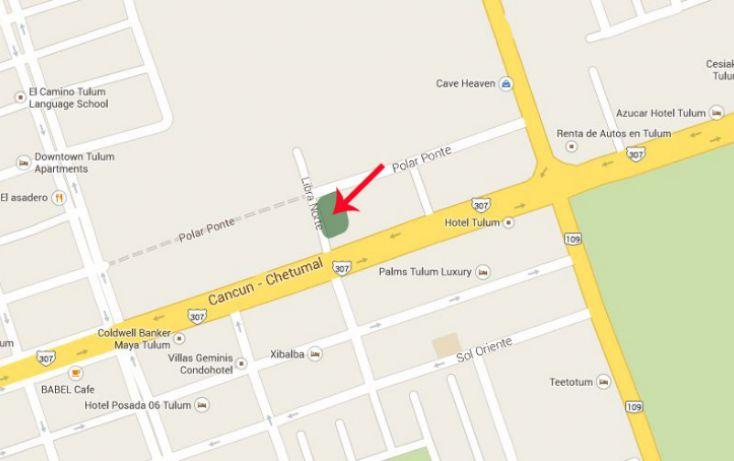 Foto de terreno habitacional en venta en, tulum centro, tulum, quintana roo, 1078573 no 07