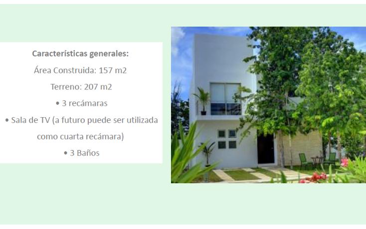 Foto de casa en venta en  , tulum centro, tulum, quintana roo, 1082523 No. 03
