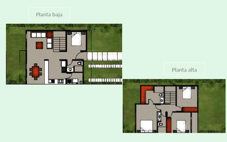 Foto de casa en venta en  , tulum centro, tulum, quintana roo, 1108477 No. 02