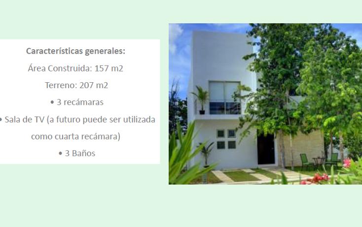 Foto de casa en venta en  , tulum centro, tulum, quintana roo, 1108477 No. 03