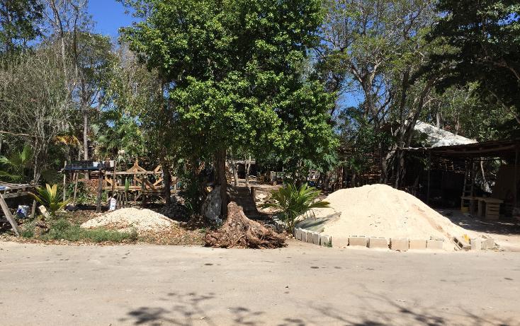 Foto de terreno habitacional en venta en  , tulum centro, tulum, quintana roo, 1117079 No. 04