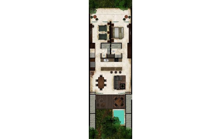 Foto de departamento en venta en  , tulum centro, tulum, quintana roo, 1414743 No. 07