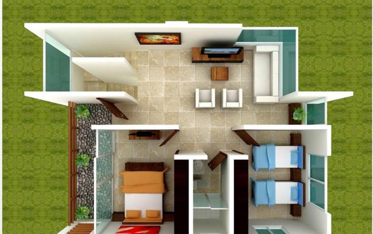 Foto de casa en venta en  , tulum centro, tulum, quintana roo, 1417315 No. 03