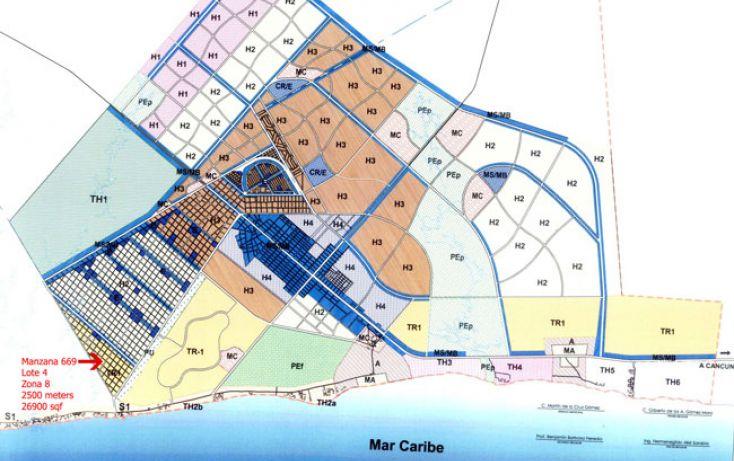 Foto de terreno habitacional en venta en, tulum centro, tulum, quintana roo, 1427649 no 01