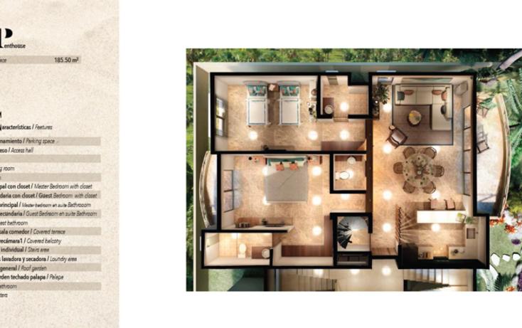 Foto de departamento en venta en  , tulum centro, tulum, quintana roo, 1665783 No. 08