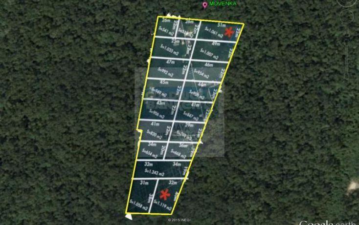 Foto de terreno habitacional en venta en, tulum centro, tulum, quintana roo, 1848264 no 02