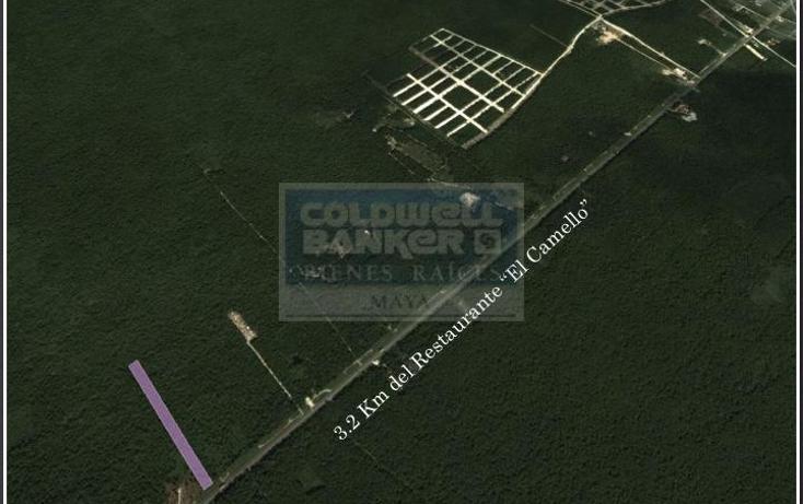 Foto de terreno comercial en venta en  , tulum centro, tulum, quintana roo, 1848272 No. 02