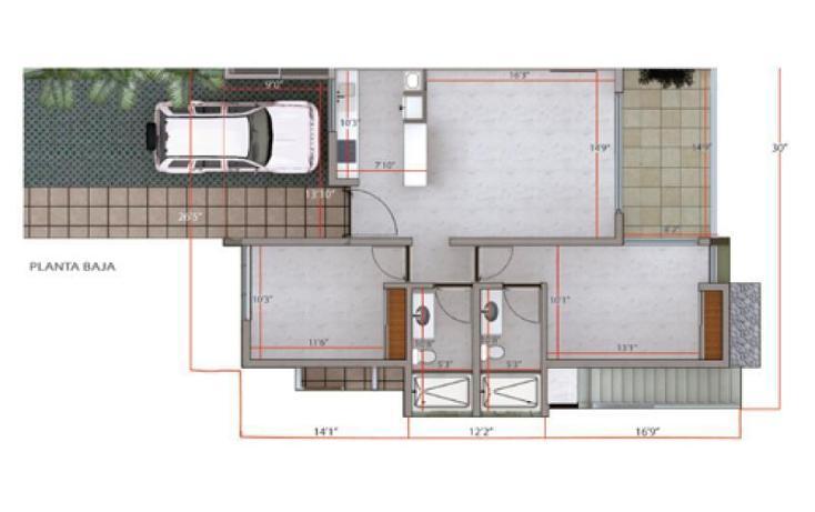 Foto de casa en venta en  , tulum centro, tulum, quintana roo, 1848286 No. 06