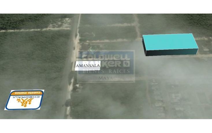 Foto de terreno comercial en venta en  , tulum centro, tulum, quintana roo, 1848318 No. 03