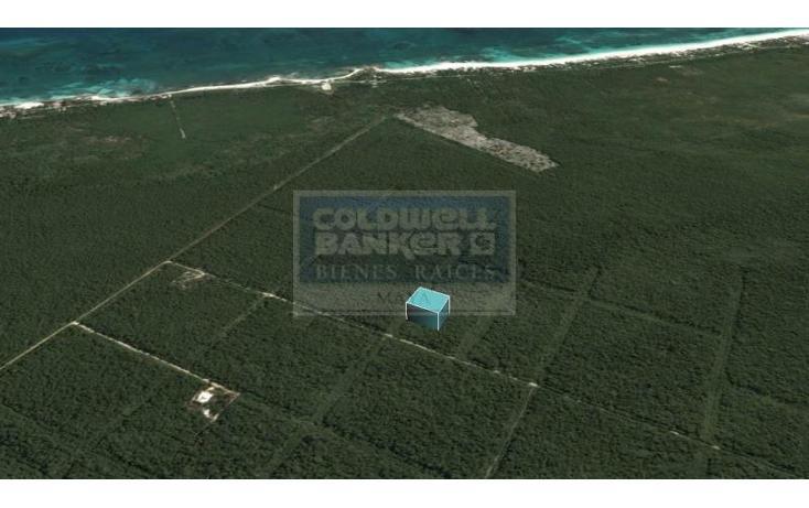 Foto de terreno comercial en venta en  , tulum centro, tulum, quintana roo, 1848322 No. 01