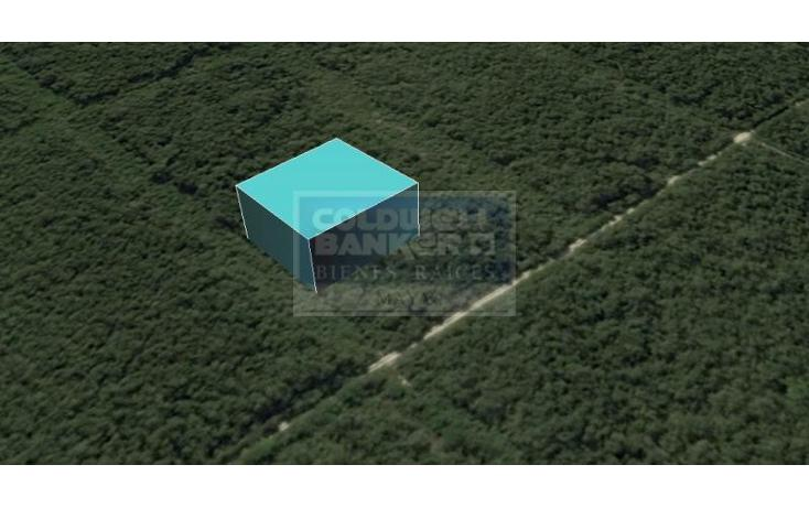 Foto de terreno comercial en venta en  , tulum centro, tulum, quintana roo, 1848322 No. 04