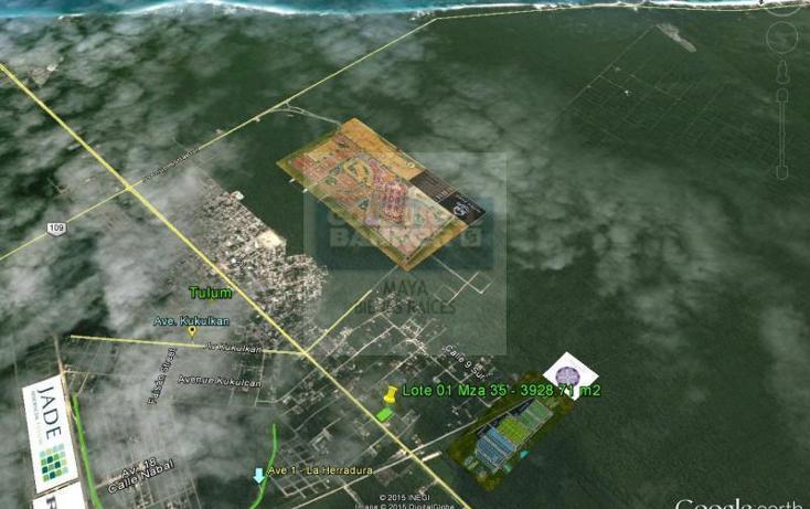 Foto de terreno comercial en venta en  , tulum centro, tulum, quintana roo, 1848378 No. 12