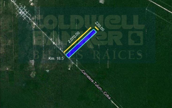 Foto de terreno habitacional en venta en  , tulum centro, tulum, quintana roo, 1848414 No. 02