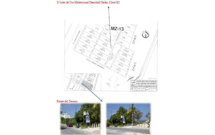 Foto de terreno comercial en venta en  , tulum centro, tulum, quintana roo, 1848418 No. 01