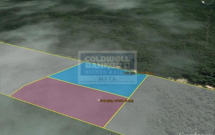 Foto de terreno comercial en venta en  , tulum centro, tulum, quintana roo, 1848496 No. 03