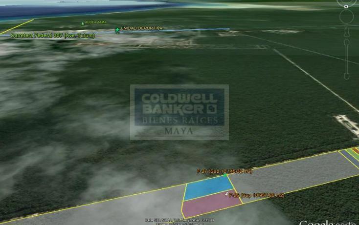 Foto de terreno comercial en venta en  , tulum centro, tulum, quintana roo, 1848496 No. 06