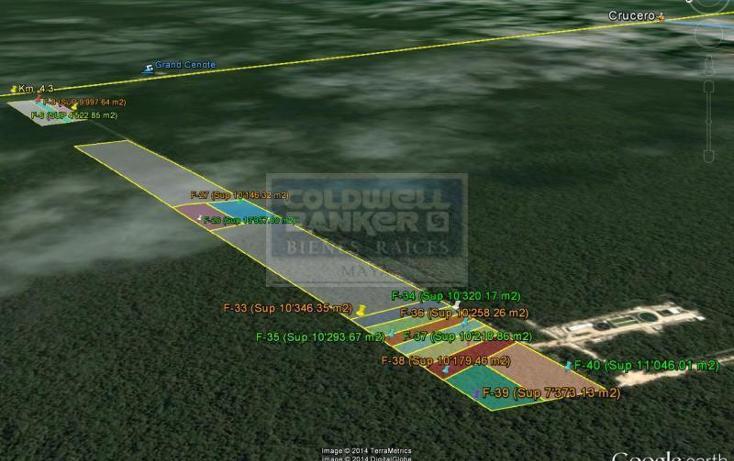 Foto de terreno comercial en venta en  , tulum centro, tulum, quintana roo, 1848516 No. 02