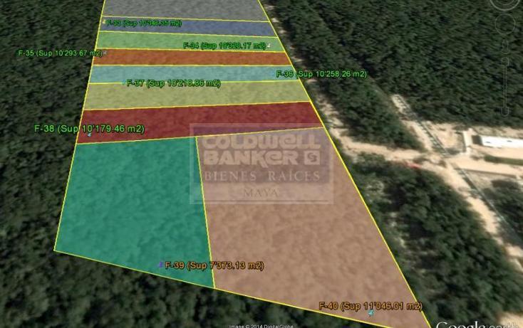 Foto de terreno comercial en venta en  , tulum centro, tulum, quintana roo, 1848516 No. 04
