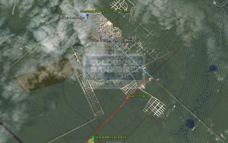 Foto de terreno comercial en venta en  , tulum centro, tulum, quintana roo, 1848534 No. 02