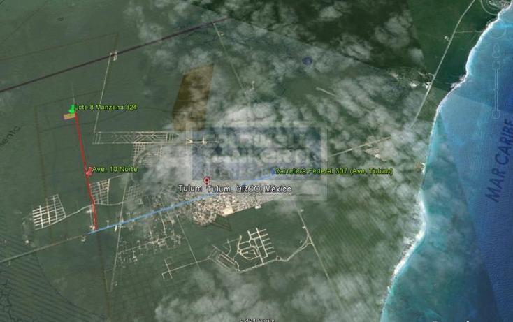 Foto de terreno comercial en venta en  , tulum centro, tulum, quintana roo, 1848534 No. 03