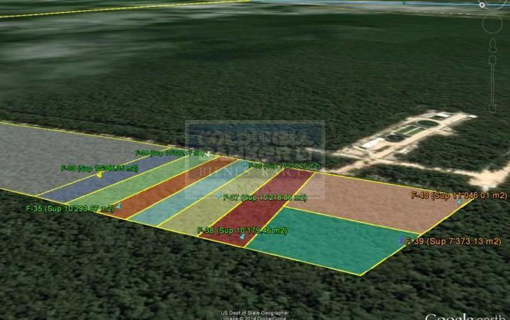 Foto de terreno comercial en venta en  , tulum centro, tulum, quintana roo, 1848536 No. 07